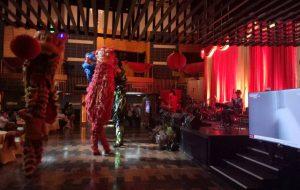 Perayaan Cap Go Meh Hotel Borobudur, DF Chinesse Music Chambers