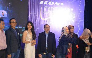 WINDY  IDOL,SEMINAR ICONT+ DIGITAL HOURS, JAKARTA